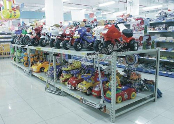 Rak Toys Display