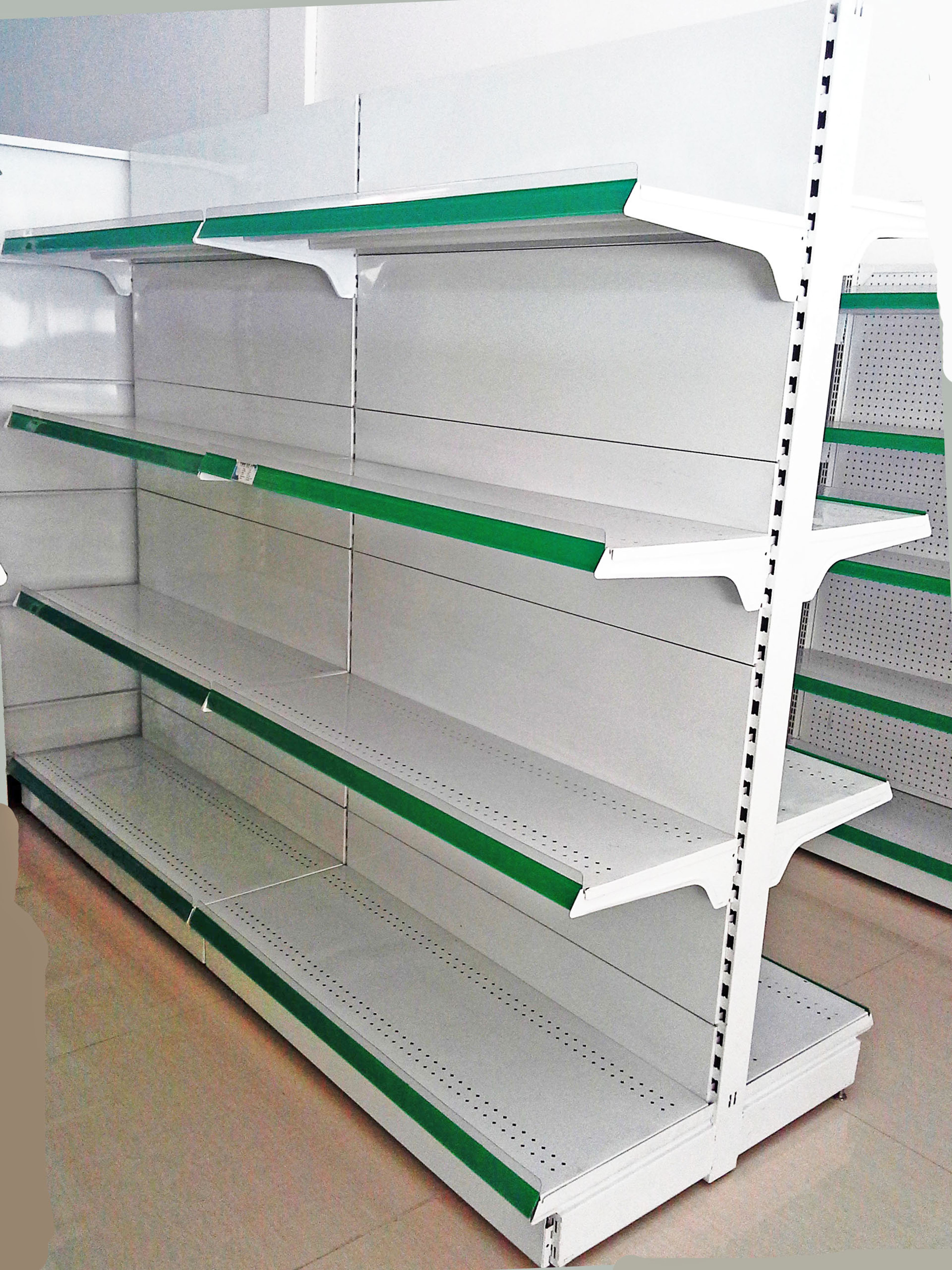 Rak Supermarket Back Panel DC 17